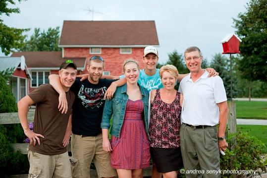 The Beenacker Family