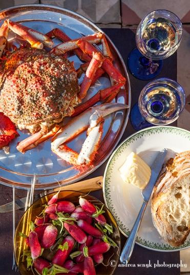 Sea Spider Dinner