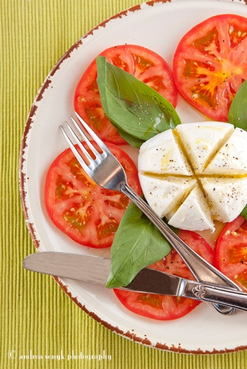 Mozzarella Tomatoe