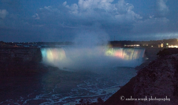 Niagra by Night