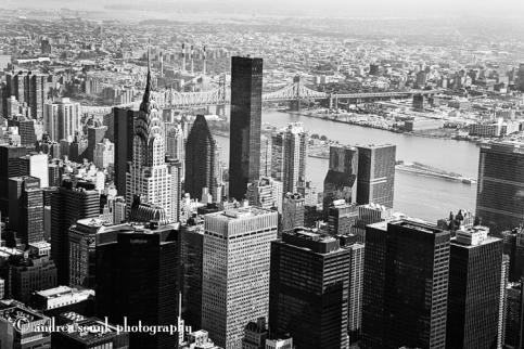 NYC looking East