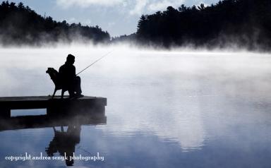 Sitting, Waiting, Fishing