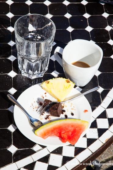 Buffet Chocolate Cake