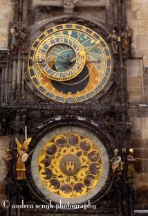 Astrononical Clock