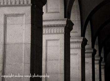 Barcelona Arches