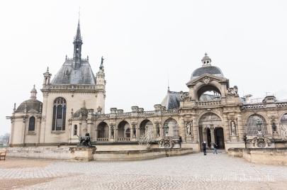 Chateau de Chantilly 1