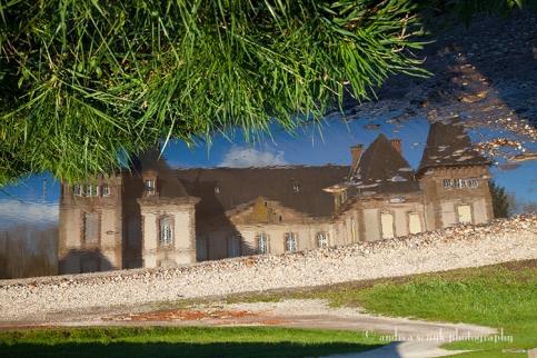 Chateau Reflection