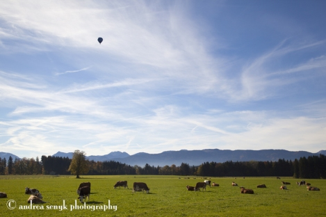 Floating in Bavaria