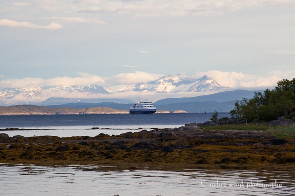 Lofoten Ferry