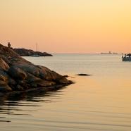 Fiord Sunset