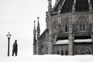 Parliment Chapel BW