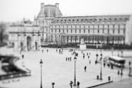 Place du Carousel II BW