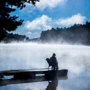 Sitting, Waiting, Fishing II